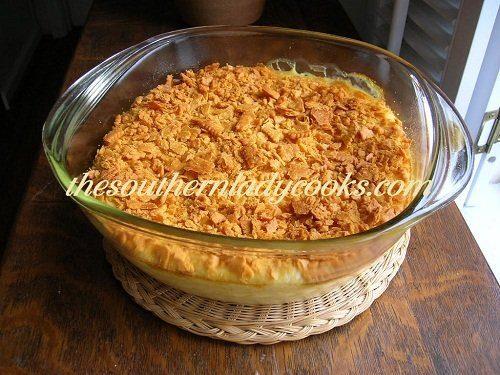 Garlic Cheese Grits - TSLC