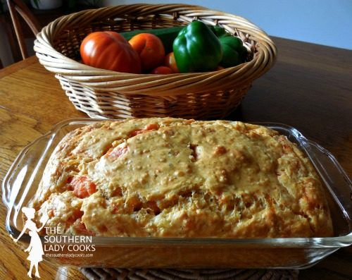 Fresh Tomato Bread