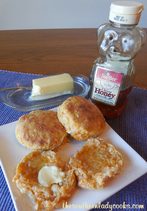 Big Fluffy Sweet Potato Biscuits - TSLC