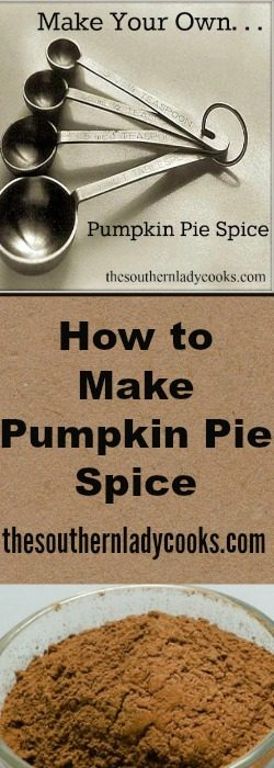 how-to-make-pumpkin-pie-spice