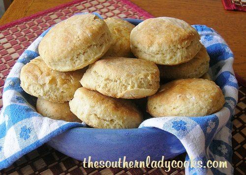 Angel Biscuits or Bride's Biscuits - Copy