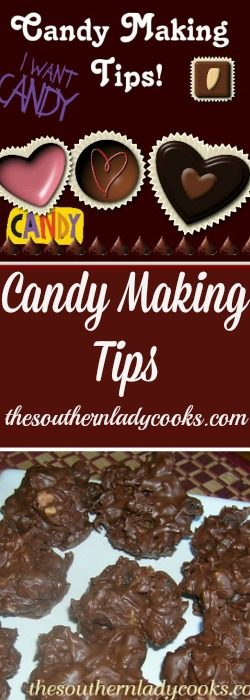 Candy Making Tips