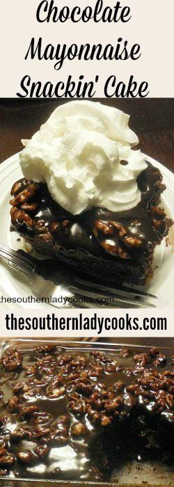 chocolate-mayonnaise-snackin-cake