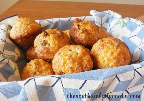 Sausage Cheese Grits Muffins - Copy
