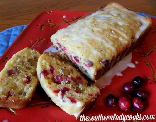 cranberry-bread