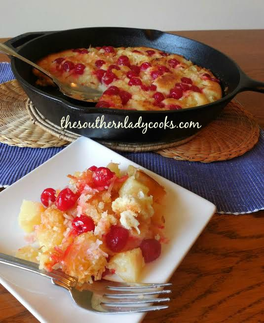 Pineapple Recipe