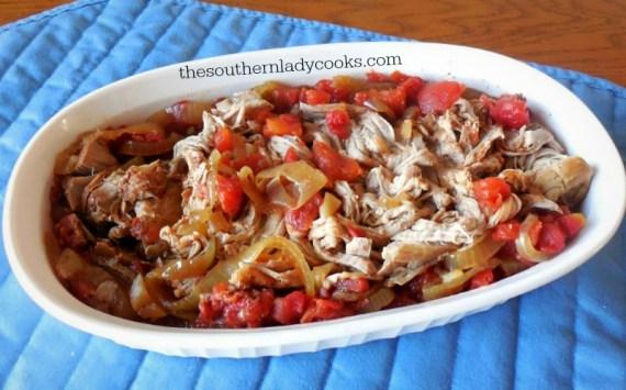 Pork Loin Tenderloin-The Southern Lady Cooks