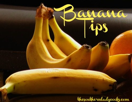 Banana Tips