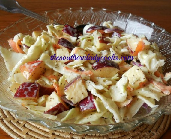 TSLCAppleColeslaw