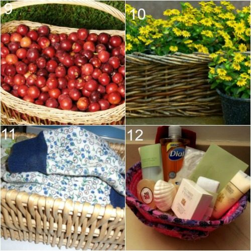 Things to Do With Baskets4