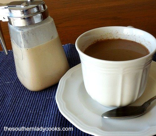 Pumpkin Spice Coffee Creamer Recipe The Southern Lady Cooks