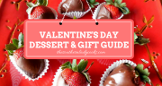 VALENTINE'S DAY DESSERT AND GIFT GUIDE
