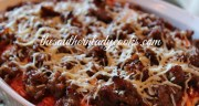 ITALIAN SAUSAGE BUBBLE UP PIZZA