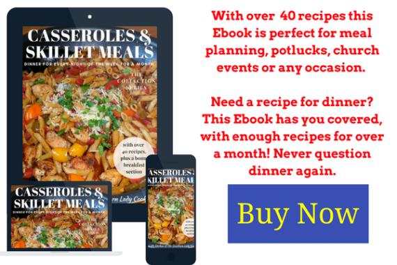 Casseroles and Skillet Meals Cookbook digital