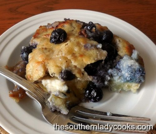 Clafoutis - The Southern Lady Cooks