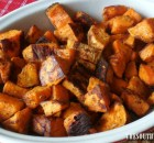 SPICY SWEET POTATOES – Healthy Recipe