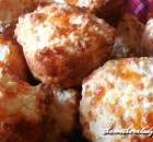 CHEDDAR MUFFINS – 4 INGREDIENTS