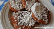 BANANA BEIGNETS – A SOUTHERN TREAT