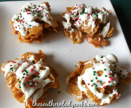 Easy treats for Christmas The Southern Lady Cooks