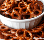 RANCH PRETZELS – Easy Recipe