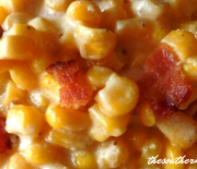 CREAMED CORN – SLOW COOKER RECIPE