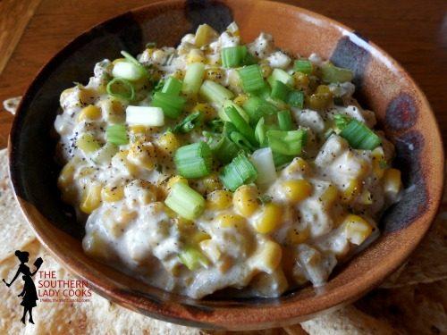 Crock Pot Corn Dip