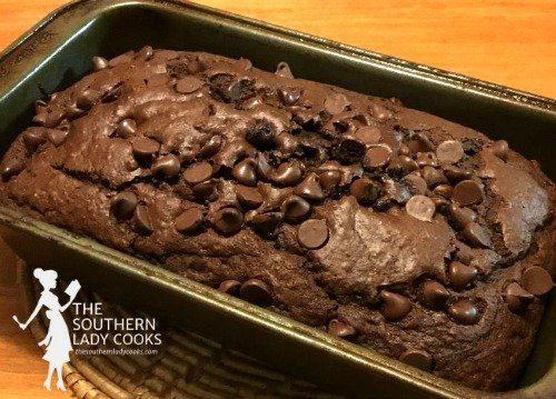 Sourdough Chocolate Bread