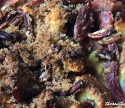COUNTRY HAM FRENCH TOAST CASSEROLE