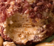 BACON PIMENTO CHEESE BALL