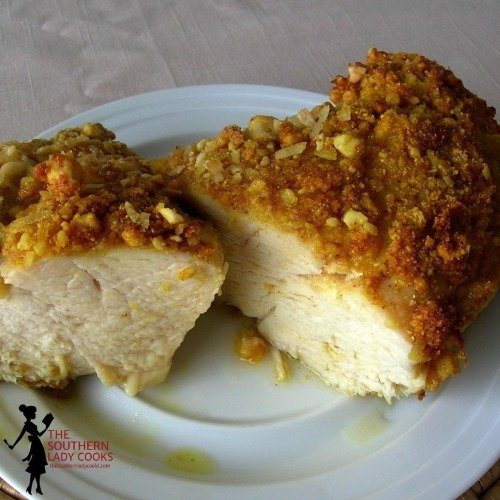 Spicy Indian Baked Chicken