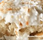 COCONUT WACKY CAKE