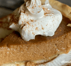 EASY APPLE BUTTER PIE