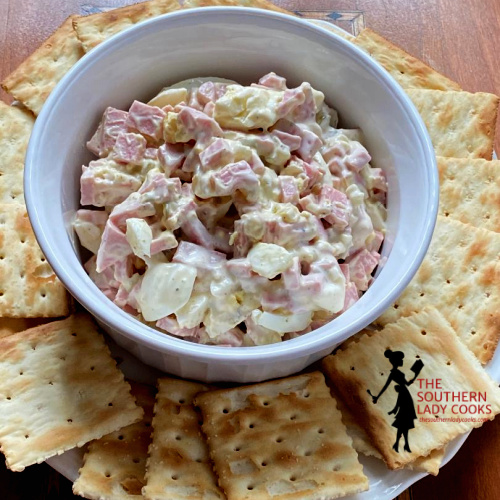 Old Fashioned Bologna Salad