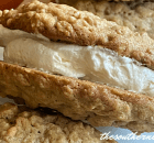 SPICED OATMEAL CREAM PIES