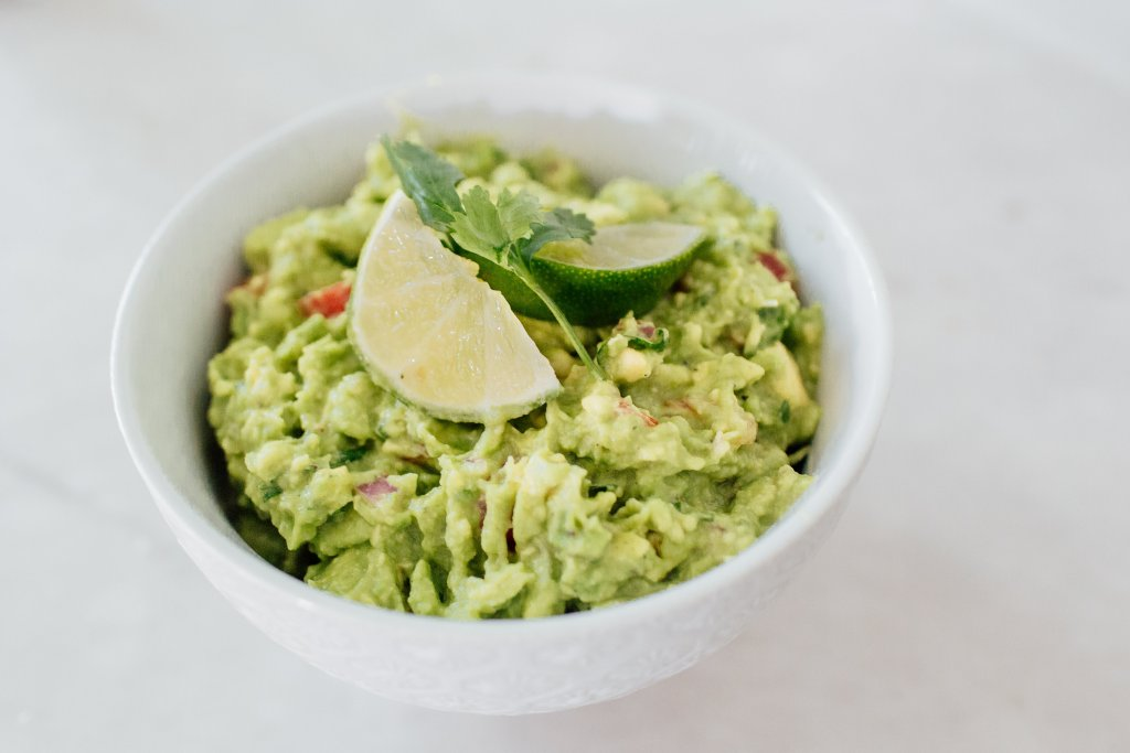 Guacamole Recipe from The Southern Source