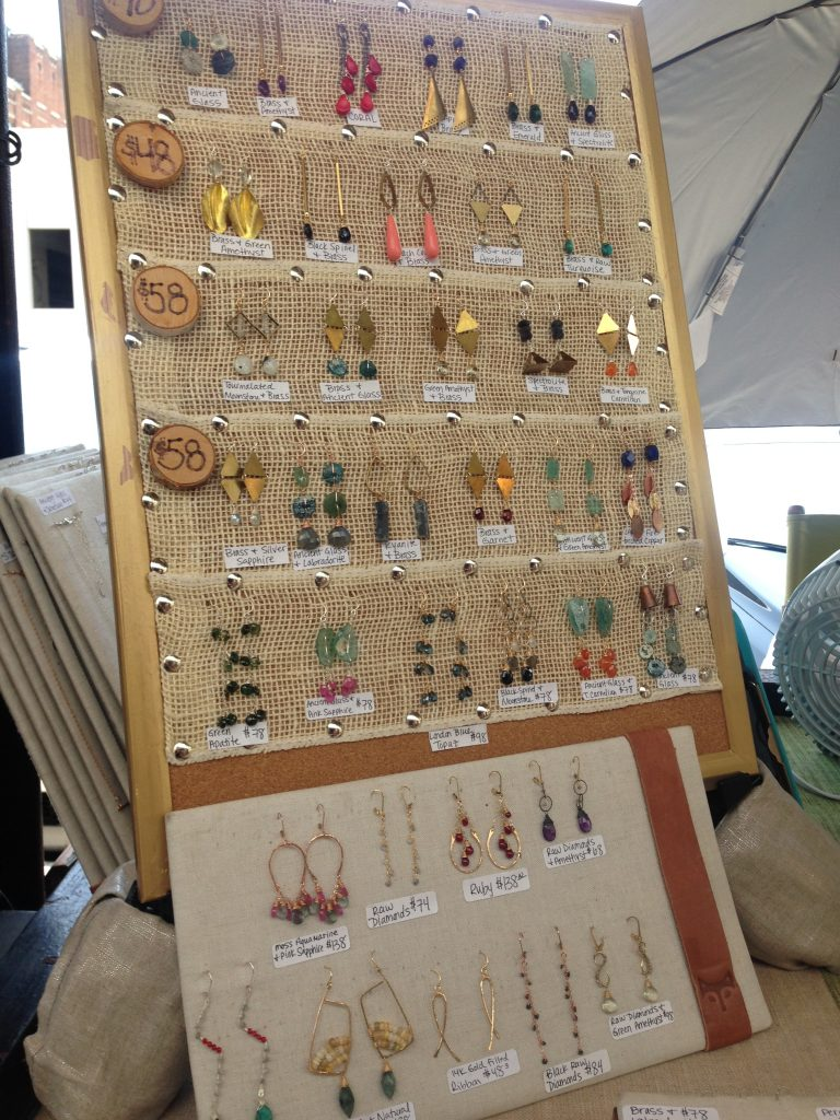 locally made jewelry asheville, nc