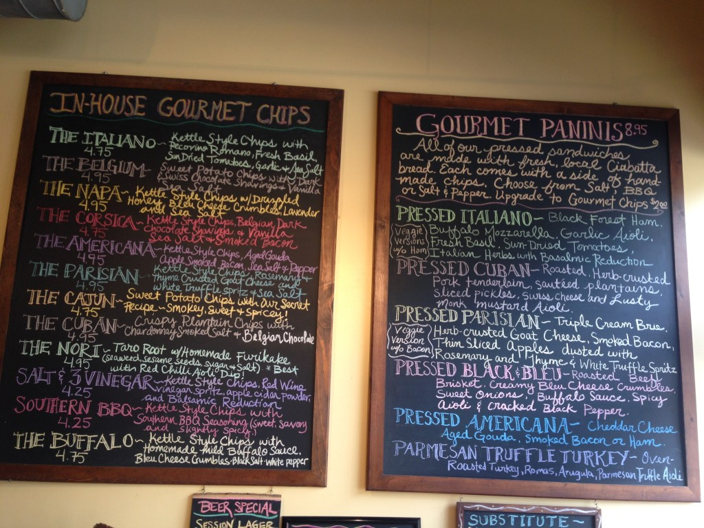 Gourmet Chip Company Asheville, NC