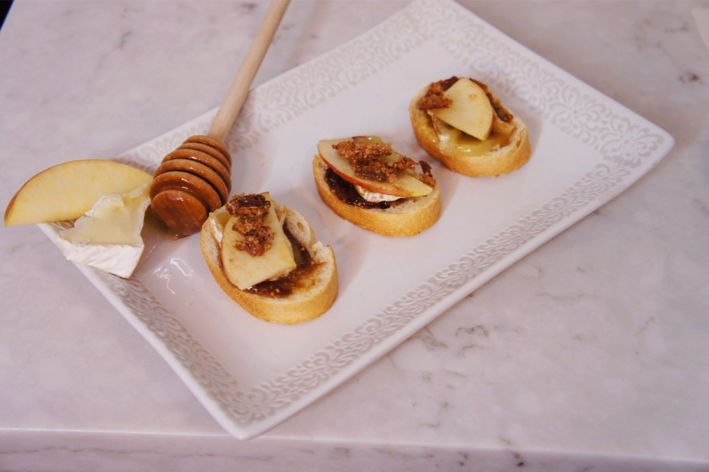 fall Thanksgiving appetizers