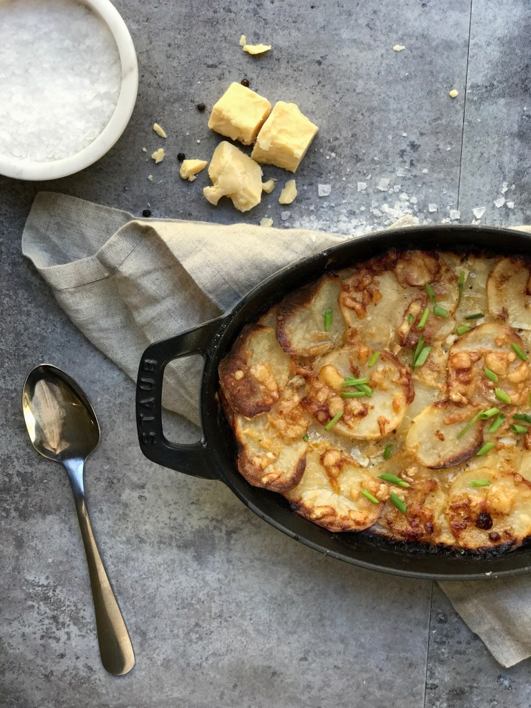 potatoes au gratin recipe