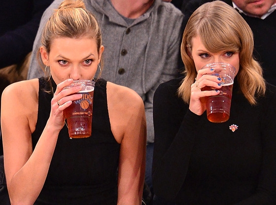 Taylor Swift Mentions Drinking in nine out of fifteen songs on the Reputation album