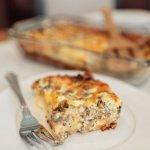 easy sausage casserole recipe