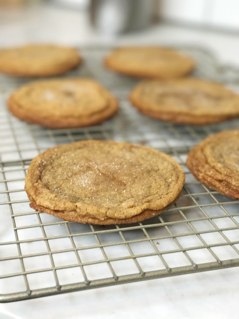 ginger molasses cookie recipe