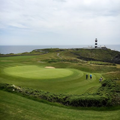 Old Head Golf Course Ireland