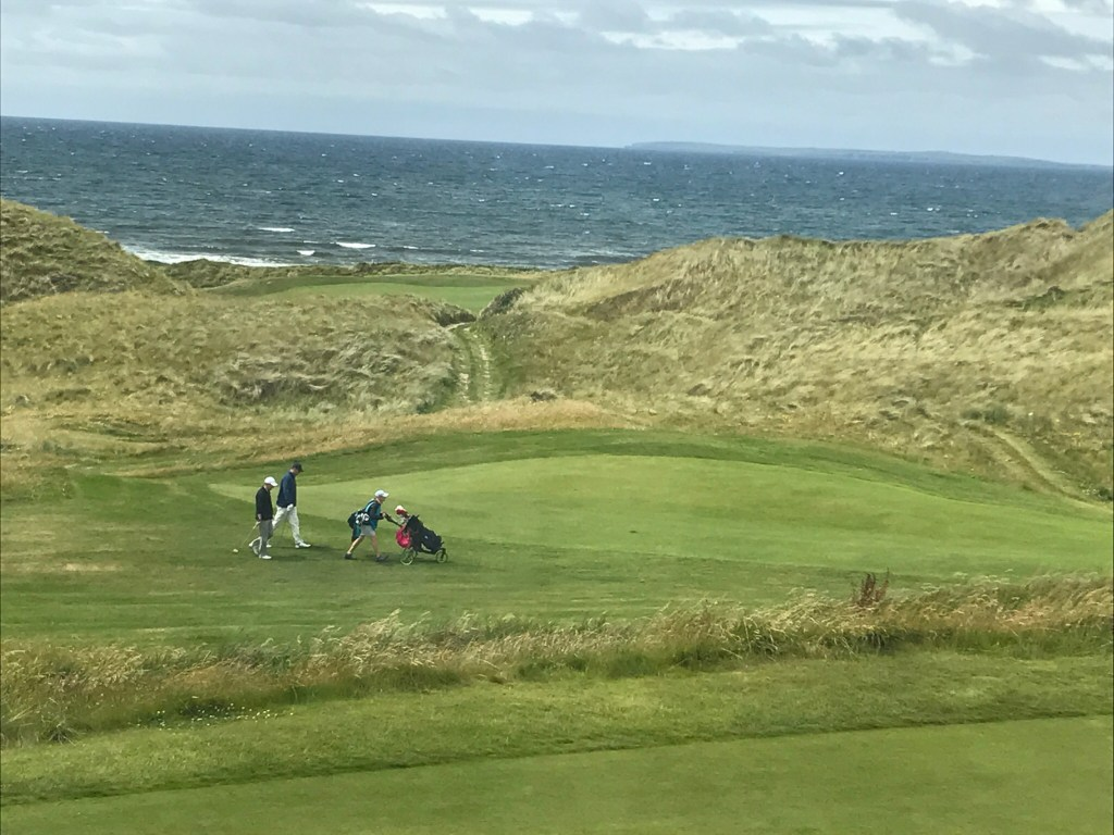Ballybunion golf course Ireland