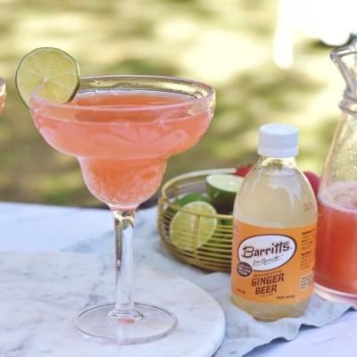 Strawberry Ginger BeerRita