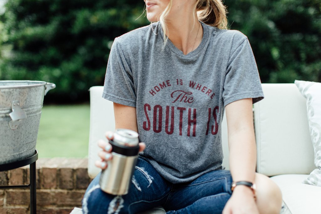 southern lifestyle blogger
