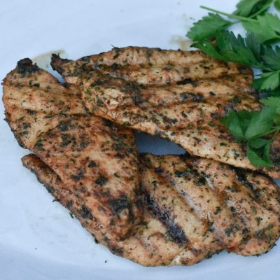 The Ultimate Grilled Chicken Recipe