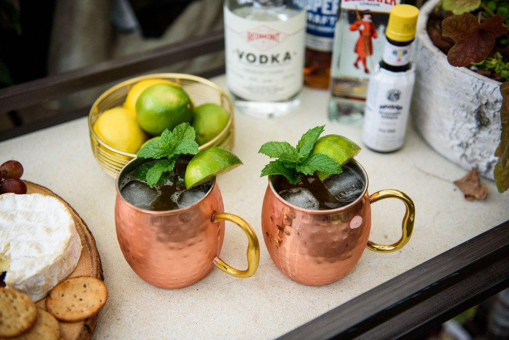 southern cocktail recipes moscow mule