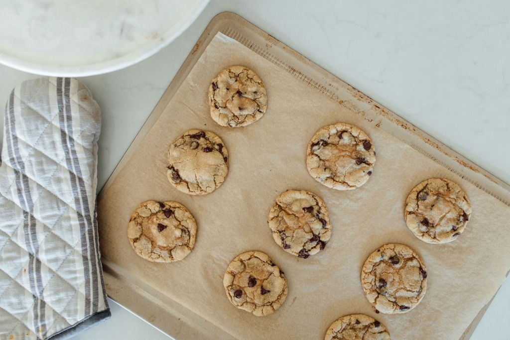 southern source chocolate chip cookies with sea salt