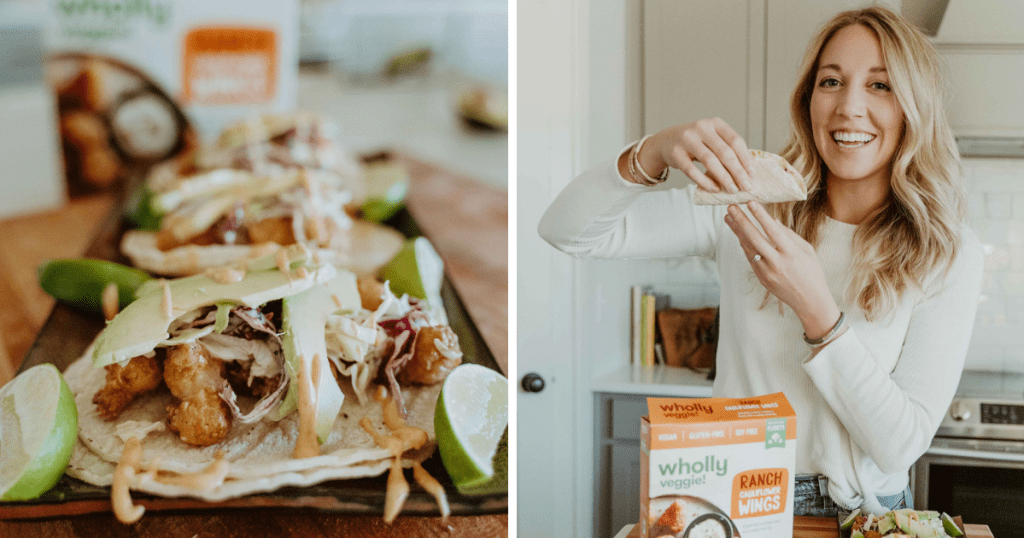 vegan southwest tacos